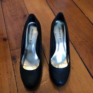 Madden Girl Short Heels